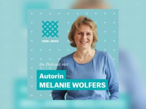 Bestsellerautorin Melanie Wolfers hat ein Buch über Zuversicht geschrieben.